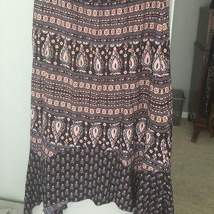 Gypsy Maxi skirt, same as Spell & the Gypsy Print!